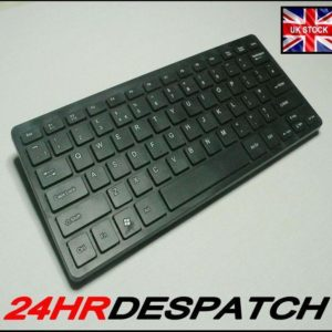 Laptop Uk Layout Usb Keyboard For Hp Compaq 463958-001