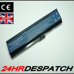 4800Mah 6 Cell Replacement Laptop Battery For Acer 3050 3680 5050 5580 3050 and Compatible models