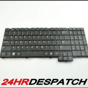 New Samsung R530 R528 Uk Laptop Notebook Keyboard Black