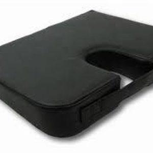 Black Mesh Lumbar Back Brace Support Office Home Car Seat Chair Cushion Cool