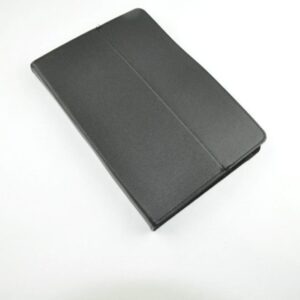 Black Leather Cover For 8 Android Tablets Ipad Uk Seller