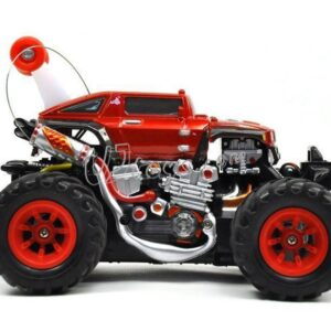 5Ch Radio Controlled Stunt Rolling Monster Truck