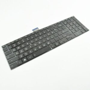 New Black Us Keyboard For Toshiba Satellite L850-12V Laptop