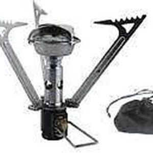 Mini Foldable Portable Outdoor Picnic Gas Stove Burner Propane Butane Camping Hi
