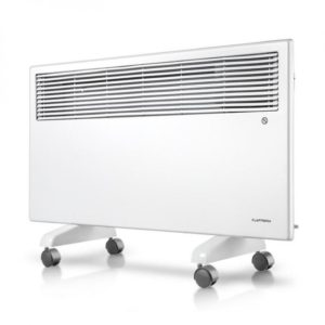 White 2000W Free Standing Wall Mounting Portable Electric Panel Heater Lcd Timer