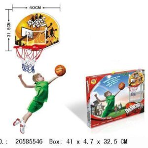 Basketball Hoop Backboard Set Wall Mounted Champions Basketball