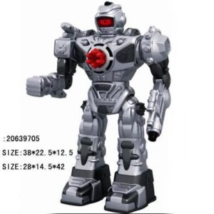 Remote Control Radio Controlled Robot Walk Dance Fight Rc Robot – New