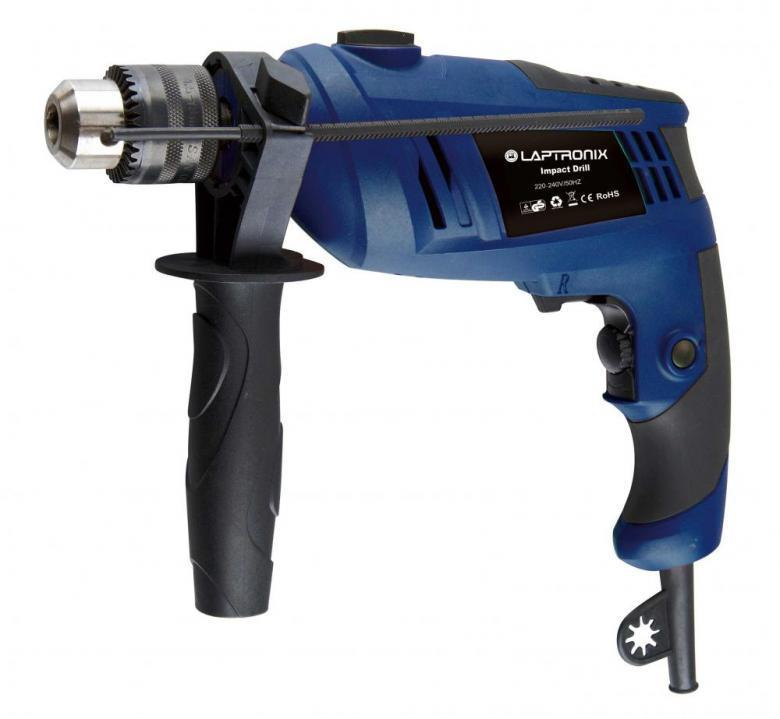 650W Professional Impact Drill Rotary Hammer 240V Variable Speed Depth Gauge
