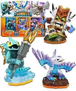 NEW Skylanders Giants Triple Toy Packs – Flashwing, Gill Grunt 2, Double Trouble