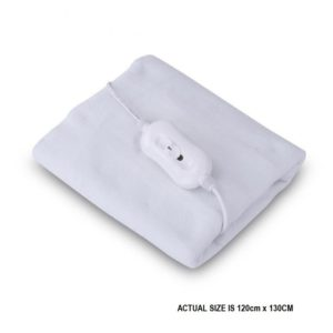 Single-Double-King Size Brand New Washable Electric Heated Under Blanket Fleece