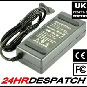 Ac Adapter Charger For Dell Latitude C510 C600 C610 C640 Cpx Pa6 Uk