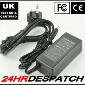 Acer Aspire One Pa-1300-04 Replacement 65W Oem Laptop Ac Charger With Lead