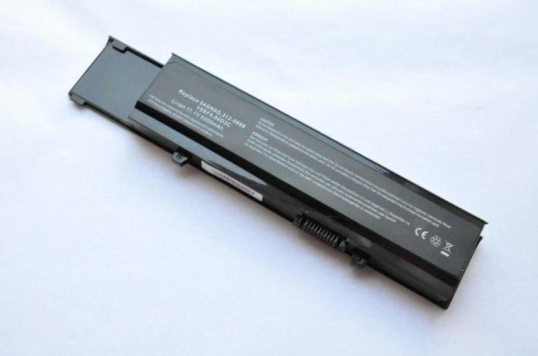 Dell Battery For Vostro 3400 3500 3700, Replaces 7Fj92 4Jk6R Y5Xf9 6Cell Last On