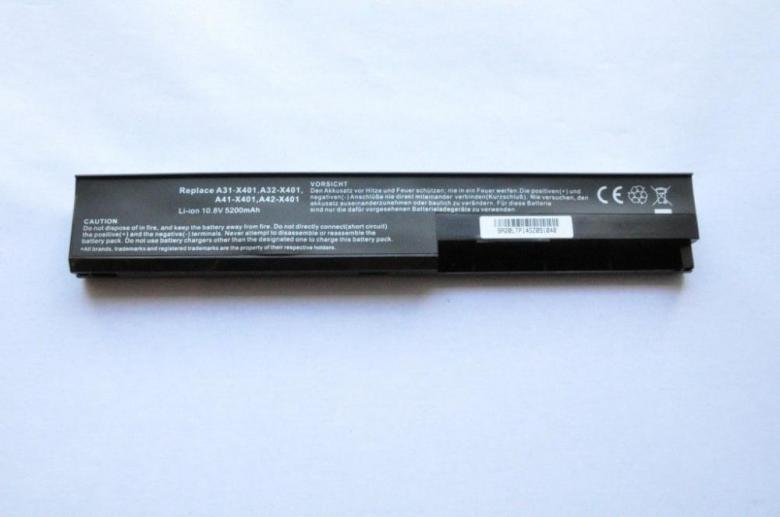 Laptop Battery For Asus A32-X401 A42-X401 X401A X401Eb82A X401Ec60U X401Ei235A P