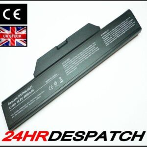 11.1V 4.8A 4800Mah 6 Cells Replacement Laptop Battery For Hp 6735S 451086-162