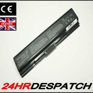 Battery For Toshiba Pa3534U-1Brs Pabas098 Pabas099 A200