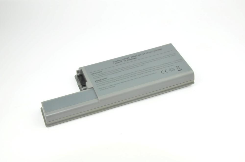 5200Mah 11.1V Battery For Dell Latitude D531 D531N D820 D830 451-10326 Xd736 New