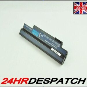 11.1V 4400Mah Battery For Acer Aspire One 532H 533 Nav50 Um09H31 Black and Compatible Models