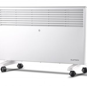 '2000W LAPTRONIX ELECTRIC PANEL CONVECTOR HEATER WHITE STANDING WALL MOUNTING 2KW'