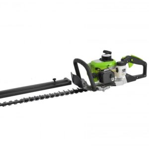 "'26CC PETROL HEDGE TRIMMER GARDEN STRIMMER CUTTER 24""/60CM BLADES 2 STROKE ENGINE'"
