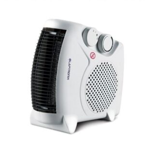 2000w Portable Floor Fan Heater Hot and Cool Upright